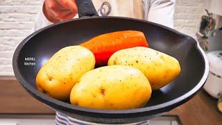 5 рецептов из картошки после которых ЗАХОЧЕТСЯ ДОБАВКИ Блюда из картофеля