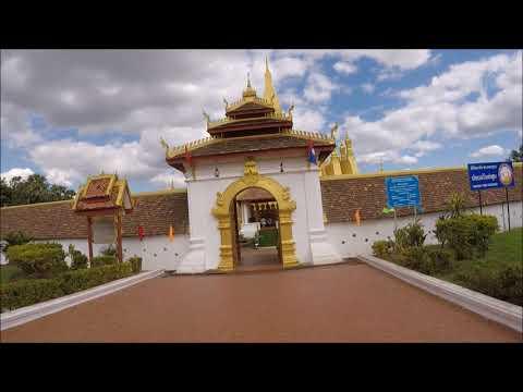 Vientiane,City tour,Laos,เที่ยวเวียงจันทน์,สปป.ลาว,ประตูไชย,หอพระแก้ว,วัดสีสะเกด