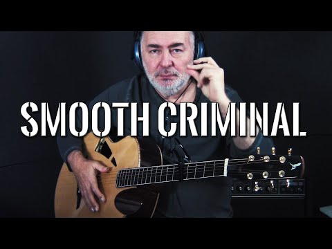 Michael Jackson – Smooth Criminal – fingerstyle cover