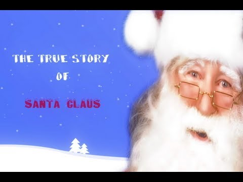 The True Story of Santa Claus: a documentary about Saint Nicholas
