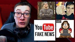 YOUTUBE FAKE NEWS #3 : IBRATV, FAROD & CALJBEUT CARTOON TRASH