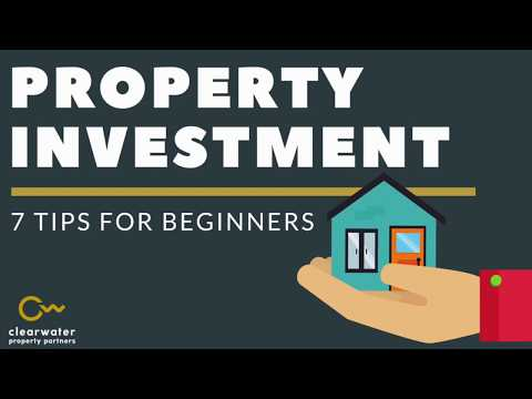 7 Property Investment Tips for Beginners