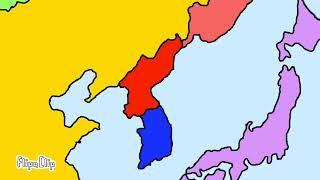Альтернативные Войны #2 Корейская война