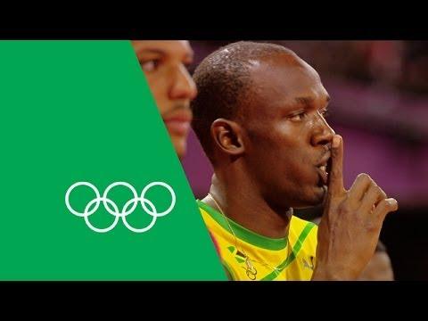 Usain Bolt Talks London 2012, 100m, 200m & Relay Gold | Olympic Rewind