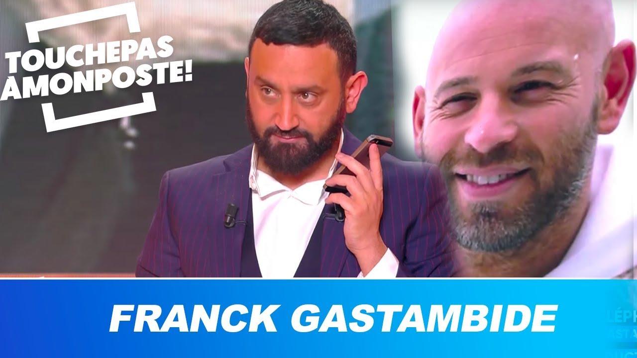 Franck Gastambide furieux contre Frédéric Lopez ? Il s'explique en direct dans TPMP !