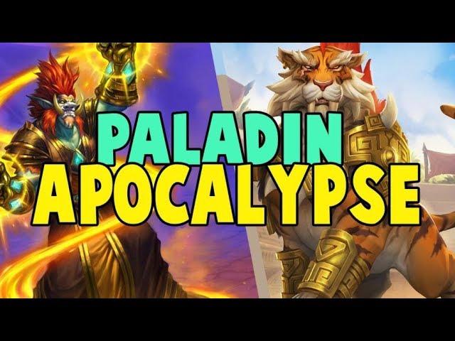 PALADIN APOCALYPSE 2.0