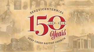 The History Of Deep Creek Baptist Church