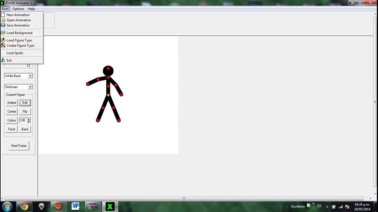 Pivot animator bez pobierania