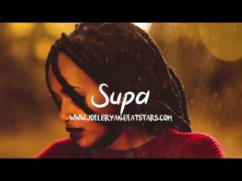 """Afro Pop Instrumental 2019 """"Supa"""" (Davido ✘ Dadju Type Beat)"""