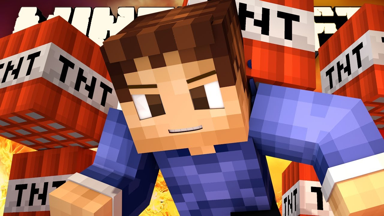 EPIC TNT BREACH! (Minecraft EPIC Battle-Dome with Woofless and Friends!)