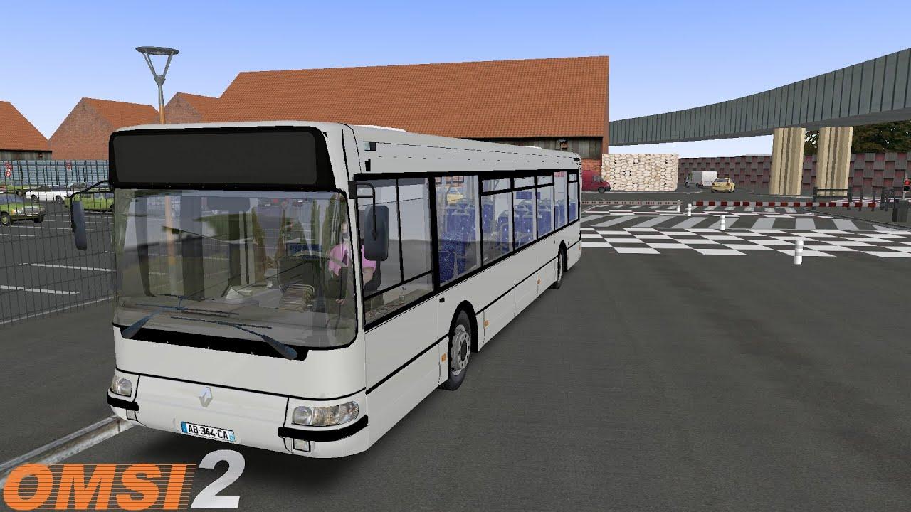 Download OMSI 2 #163: Marseille 2018   Ligne 28 - 32   Renault Agora S - MB eCitaro