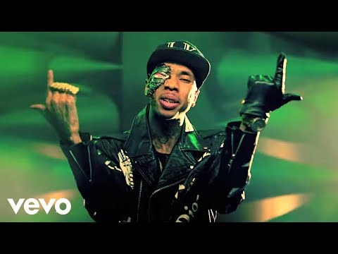 Tyga - Molly (Official Video) (Explicit) ft. Wiz Khalifa, Mally Mall, Cedric Gervais