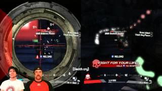 [2012-07-21] MAN + ZEKE vs BORDERLANDS (Xbox 360) - Week 5