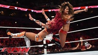 Download Nikki Bella vs. Sasha Banks: Raw, Aug. 17, 2015 Mp3 and Videos