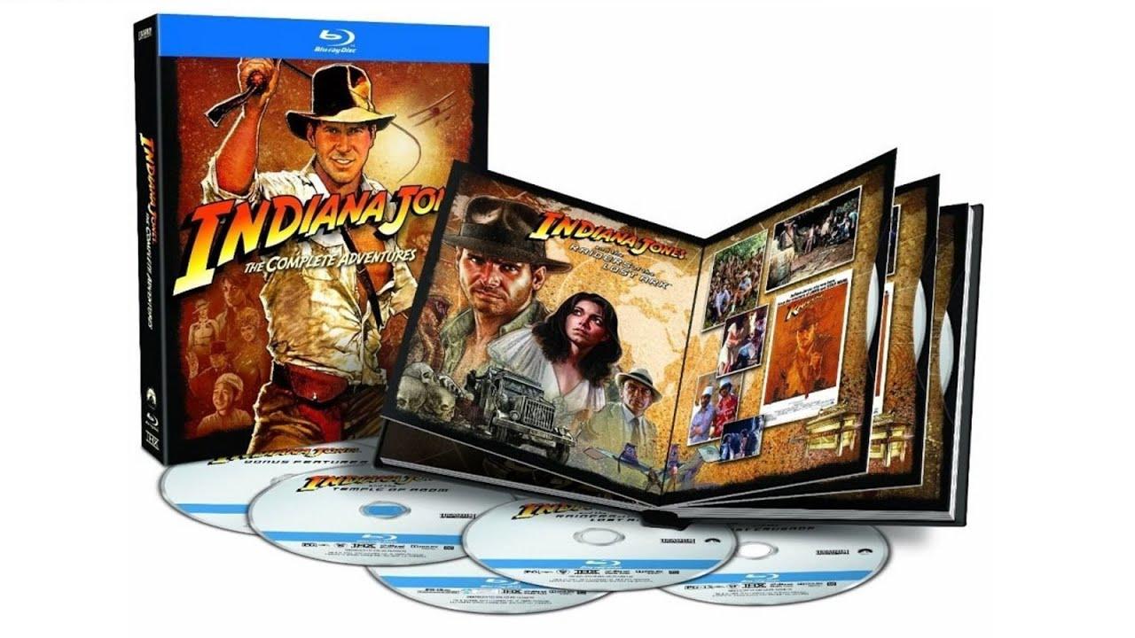 Indiana Jones - The Complete Adventures (2012)
