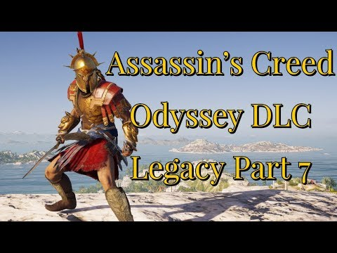 Assassin's Creed Odyssey | DLC |  Part 7 Legacy of the first blade thumbnail