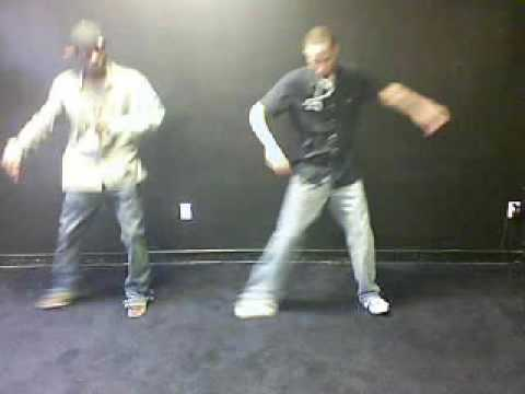 Cali Swag District-MBone Dance Sessions #1-Jerk Step