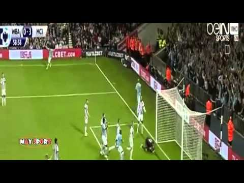 Download Manchester City vs West Brom 3-0 All Goals & Highlights