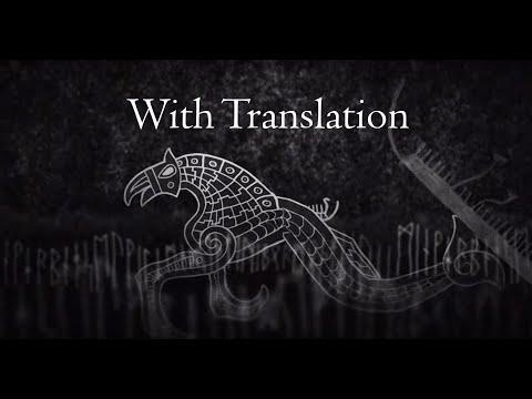 Heilung Krigsgaldr With Translation