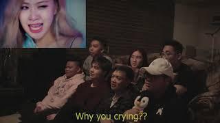 Fanboys React to BLACKPINK - 'Kill This Love' M/V