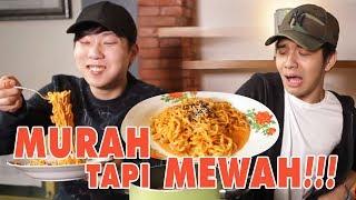 MURAH TAPI MEWAH ! Mie Instant Indonesia Vs Korea