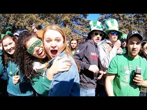Adam Tries Ep. 13 - Marty's St  Patrick's Day Parade 2018