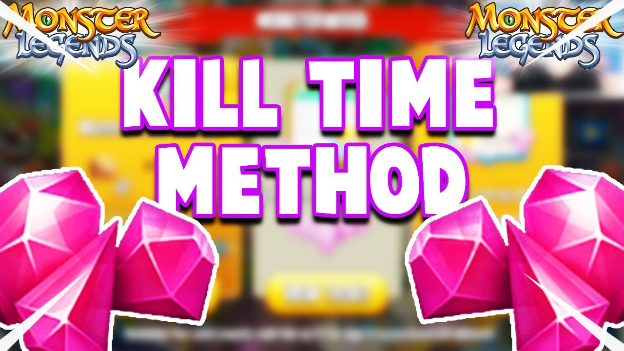 Monster Legends: FARM UP GEMS WITH THIS USEFUL TRICK | USE BEFORE IT GETS PATCHED!