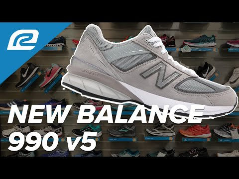 7ddea44bbae New Balance 990 v5 | First Look - Shoe Review/Preview - YouTube