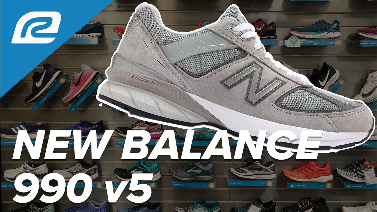 sale retailer ad337 4c89d New Balance 990 v5 | First Look - Shoe Review/Preview
