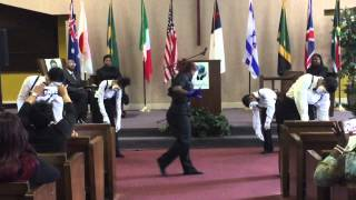 "RHCC | Mime Ministry : ""BROKEN"" by Shekinah Glory Ministry"