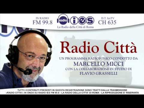 MASSIMO LUGLI DE LA REPUBBLICA (OMICIDIO ROMA A MONTESPACCATO) RADIO IES RADIO CITTA'