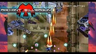 Radiant Silvergun - Sega Saturn