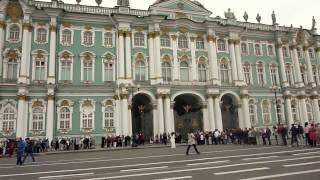 видео Государственный музей Эрмитаж в Санкт-Петербурге