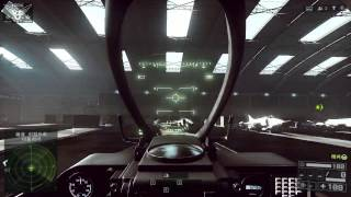 Battlefield 4 How to fly Q-5 Fantan in Campaign