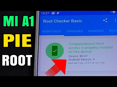 Mi Ai Pie 9.0 Root File