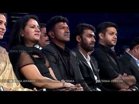 SIIMA 2016 Best Actress - Critics Kannada | Shanvi Srivastava - Masterpiece