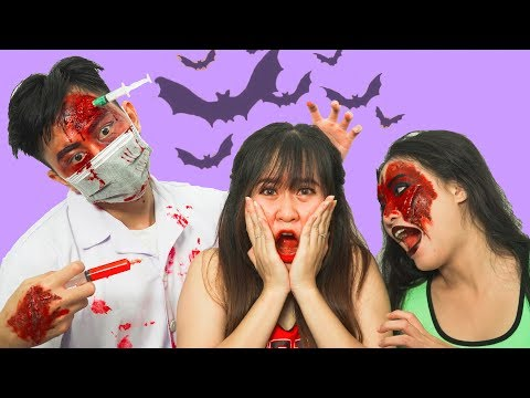 funny-diy-halloween-pranks!-easy-and-simple-makeup-halloween-2019-|-pranks-on-friends-and-family