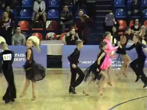 Anton Shagaev & Elizaveta Popova, Jive, Final, Junior I Open Latin, Moscow Championship - 2016