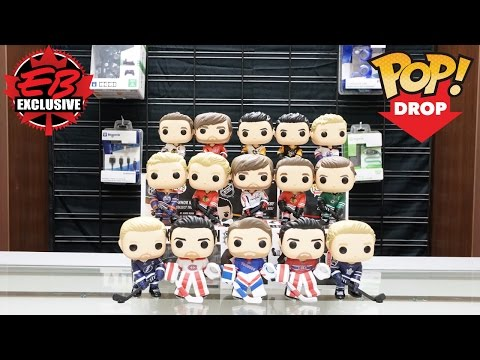 Pop! Drop: NHL | EB Games (EXCLUSIVE POPS!)
