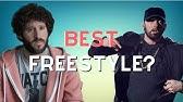 Best White Rapper Freestyle? (Lil Dicky/Mac Miller/Eminem/G-Eazy/MGK/Logic)
