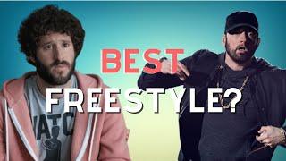 Download Best White Rapper Freestyle? (Lil Dicky/Mac Miller/Eminem/G-Eazy/MGK/Logic) Mp3 and Videos