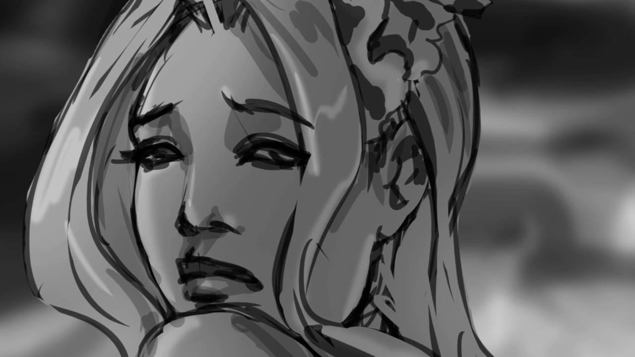 Persephone bleeds nude — pic 8