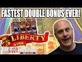 💸Liberty Link Slots 🔔Fastest Bonus Round WIN$ | The Big Jackpot