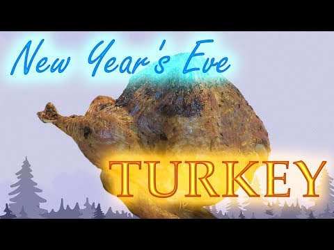 Review: NEW YEAR EVE'S TURKEY! - VLOG #14