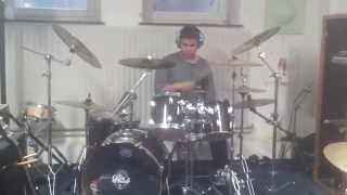 ADELE - HELLO (Drum cover by Mateo Koci) HD