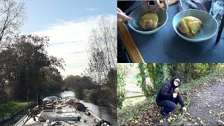 Living free on a narrowboat is easy | Enjoying the Llangollen Canal