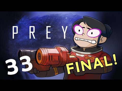 Stumpt Jas plays - Prey Episode 33 - The End (Twitch Vod)