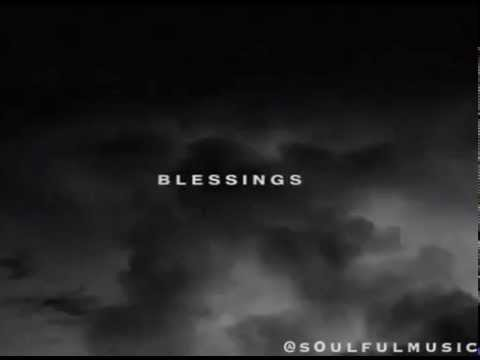 Big Sean - Blessings Instrumental (Ft. Drake Kanye West) Official Instrumental