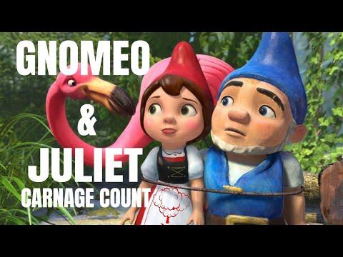 Gnomeo & Juliet (2011) Carnage Count letöltés