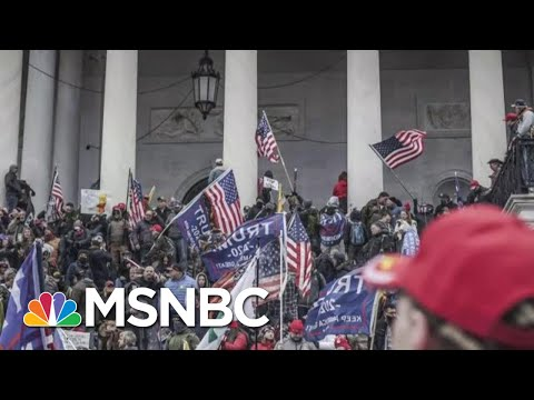 Clyburn: 9/11-Style Commission Should Investigate Capitol Riot | MTP Daily | MSNBC